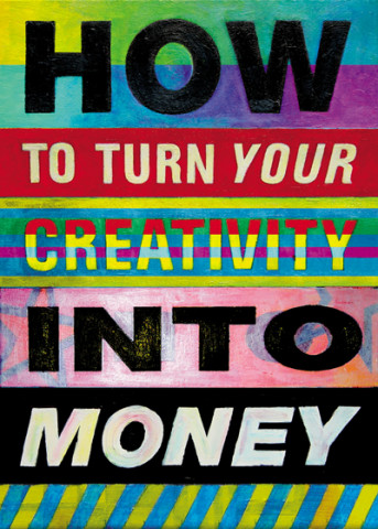 How to turn your creativity into money. Oil painting