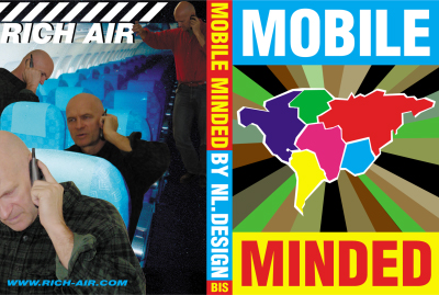 Cover Mobile Minded 2001