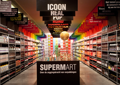 SupermArt in MOTI